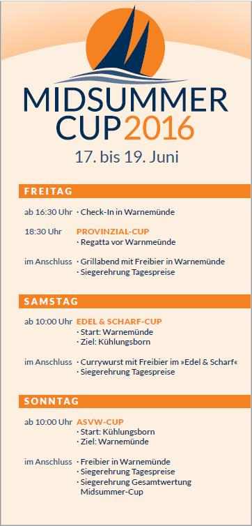 programm midsummer cup 2016